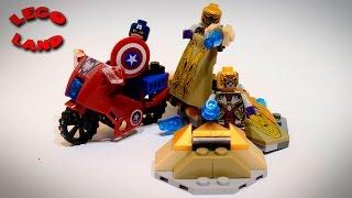 LEGO Marvel Super Heroes Captain America