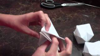 How To Make An Origami Paper Ball