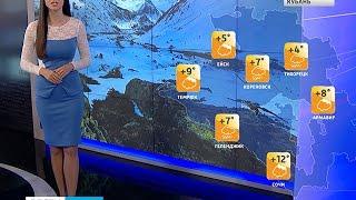 Жители Кубани смогут наблюдать за МКС(Завтра на Кубани пройдут дожди. Но они практически не повлияют на температуру воздуха. Днем по-прежнему..., 2016-02-11T15:49:05.000Z)