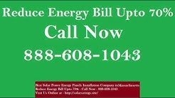 Best Solar Power (Energy Panels) Installation Company in Milton Massachusetts MA