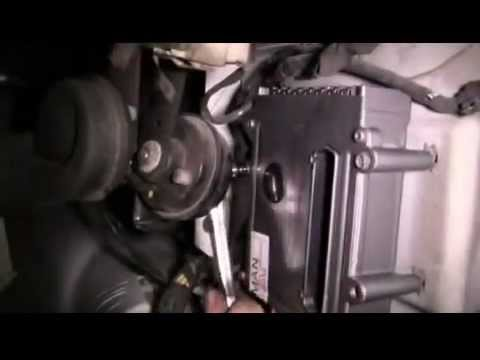 How to Replace The Transmission Control Module in a 2002 Dodge Grand