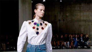 Christopher Kane   Spring Summer 2019 Full Fashion Show   Exclusive