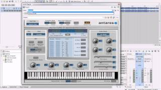 How To Autotune In Sony Acid Pro 7