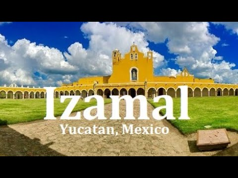The Everything Guide To Visiting The Yellow City Of Izamal