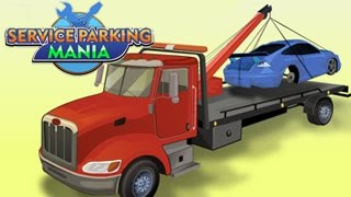SERVICE PARKING MANIA Walkthrough