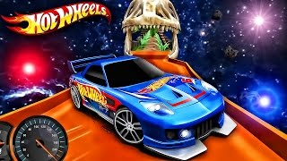 Hot Wheels - Cars for Kids | Sports Car - NEW Night Racer. The Best Track | HD Video For Kids