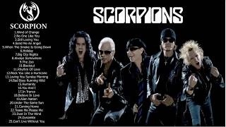 Scorpion Best Songs - Scorpion Greatest Hits Full Album 2017