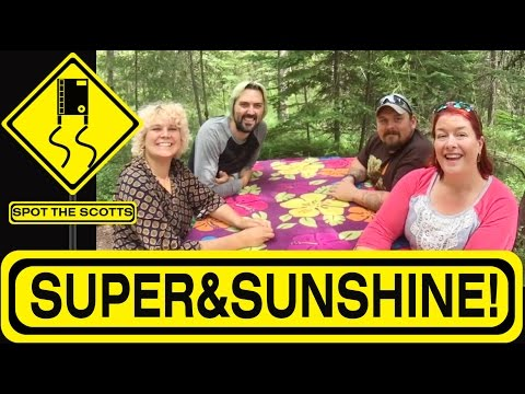 SpotTheScotts with Super and Sunshine! A Talk on Full Time RVing! {#307}