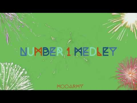 Mamamoo (마마무) - Number 1 Medley (#1위 곡 리믹스 ) — [Color Coded In Han/Rom/Eng Lyrics]