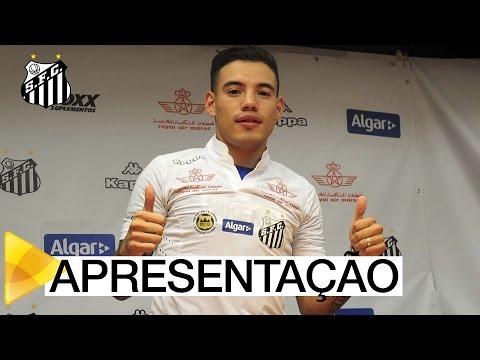 Maxi Rolón | APRESENTAÇÃO (09/03/16)