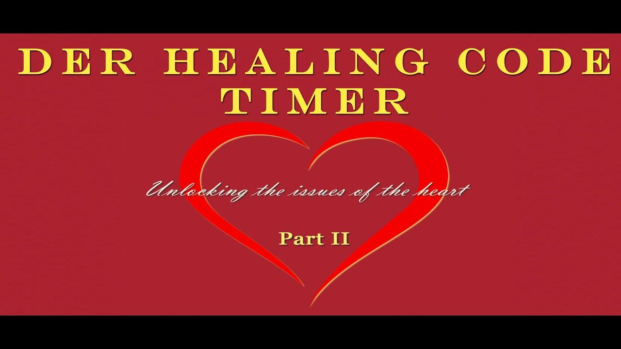healing code timer