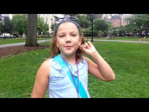 Newby News - Boston Public Gardens