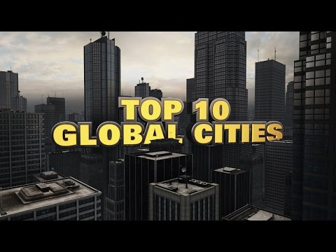 Top 10 Global Cities 2014