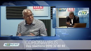 ÉDITION SPÉCIALE CORONAVIRUS - 23 AVRIL 2020 - Charles FRANÇOIS -  Christophe WACHTER