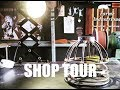 Shed (Shop) Tour - Forme Industrious