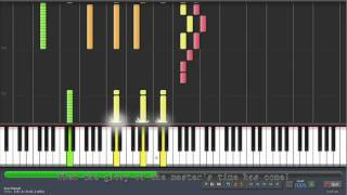 Fury of the Storm - Synthesia