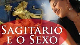 Sagitário no sexo