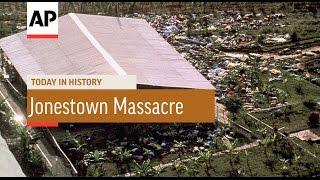 Jonestown Massacre - 1978    Today in History   18 Nov 16