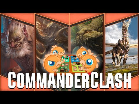 Commander Clash S4 Episode 17: Anything Goes
