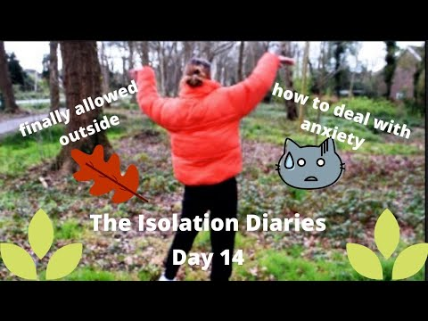Going Out For The First Time! | Coronavirus: Isolation Diaries- Day 14