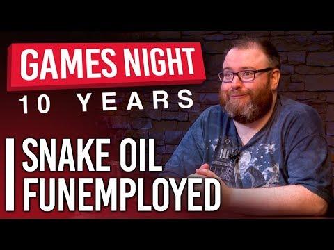 THE ROAST OF SIMON LANE | Games Night Special
