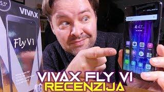 Vivax Fly V1 recenzija - 'predobar' pametni telefon koji donosi 12 noviteta koje do sada nije imao