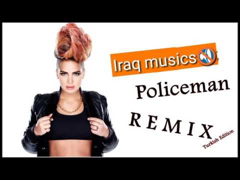 Eva Simons - Policeman !Turkish Edition! (prod. by IRAQI MUSICE)