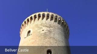 Places to see in ( Palma de Mallorca - Spain ) Bellver Castle