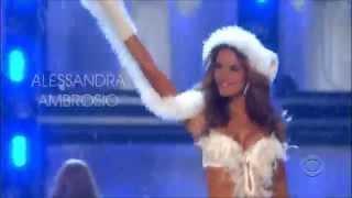 The Victoria's Secret Fashion Show 2006 Winter Wonderland of Glacial Goddesses