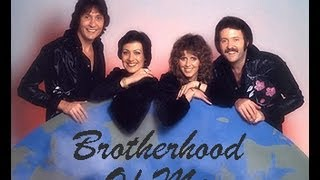 Watch Brotherhood Of Man Bright Eyes video
