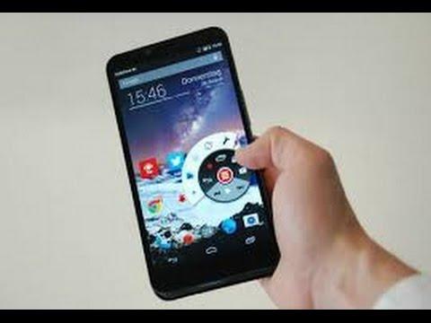 Vodafone Smart 4 Max hands-on IFA 2014 (Greek)