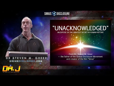 06-19-2016 Dr. Steven Greer - UNACKNOWLEGED - USAP - SPECIAL