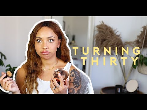 HOW I REALLY FEEL ABOUT TURNING 30 + GRWM thumbnail