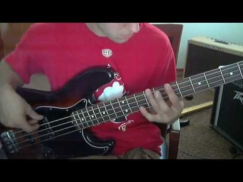 Coldplay  Shiver bass