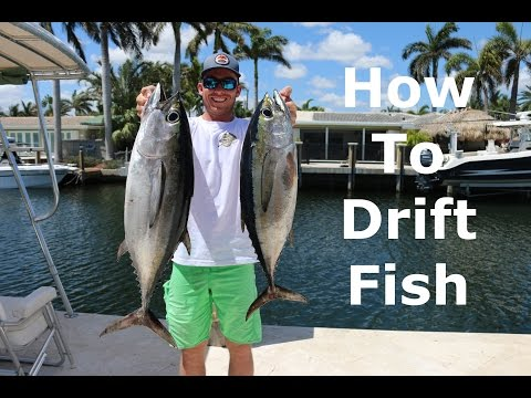 How To Drift Fish! (Florida Offshore Spring Fishing)