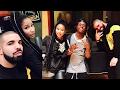 Nicki Minaj REUNITES With Drake & Lil Wayne After Meek Mill Split