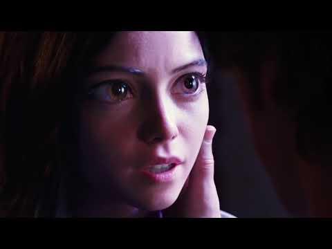 The Secret Behind Alitas Eyes - REVEALED