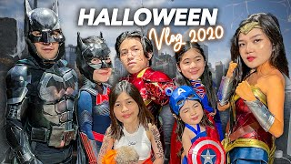 HALLOWEEN VLOG 2020!! (Costume Party!!) | Ranz and Niana
