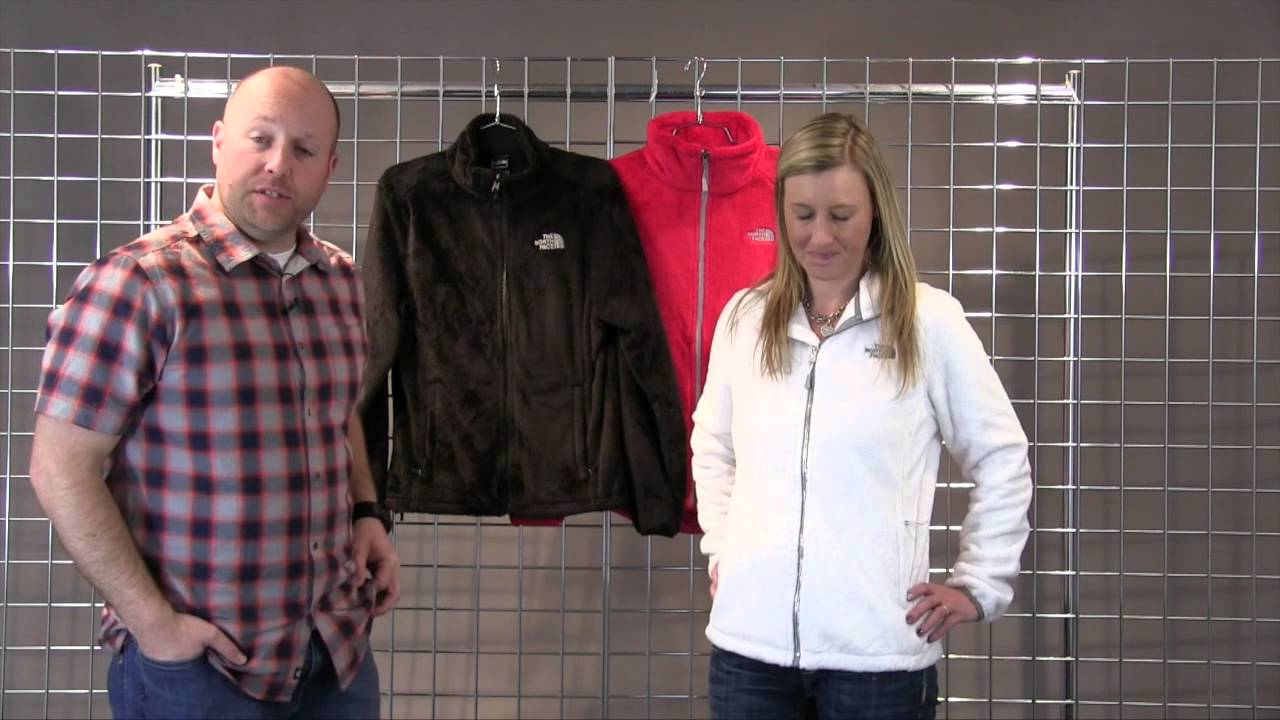e4aad87d0 The North Face Women's Osito 2 Jacket 2015-2016