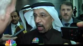 وزير الطاقة السعودي: اتفاق خفض الإنتاج النفطي سيحقق التوازن في السوق