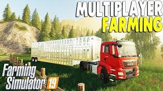 INHERITING $3,000,000 FARM & BUYING NEW EQUIPMENT | Farming Simulator 19 Gameplay