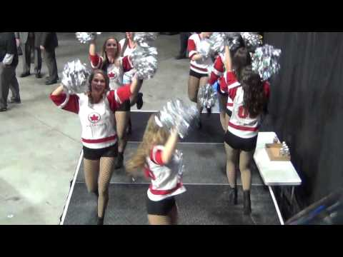 The Howlers Dance Team  5/6/16-let's go crazy