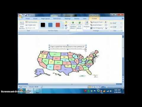 United States Regions Microsoft Quiz