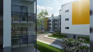 ЖК Финские кварталы в Лупполово от