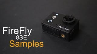 Hawkeye Firefly 8SE review with samples - surveillance, Car DVR, best action camera