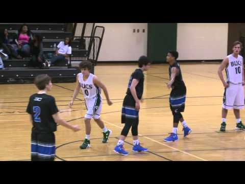 JC Tharrington Freshman Highlights Charlotte Christian School