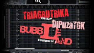 TRIAGRUTRIKA pr. DjPuzaTGK - BubbleLand Instrumental ( Vol.1 ) Cover