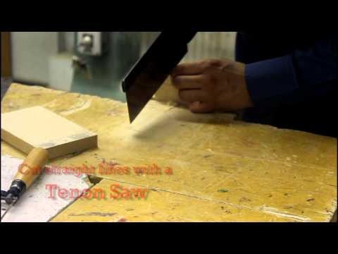 How To Make Finger Joints Without A Table Saw