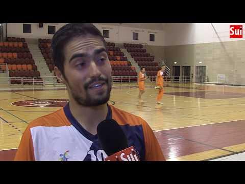 Futsal: Albufeira venceu União Sport de Montemor