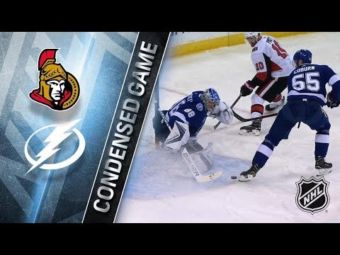 Ottawa Senators vs Tampa Bay Lightning – Mar. 13, 2018 | Game Highlights | NHL 2017/18. Обзор